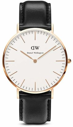 Daniel Wellington Classic Sheffield Watch, 40mm $229 thestylecure.com