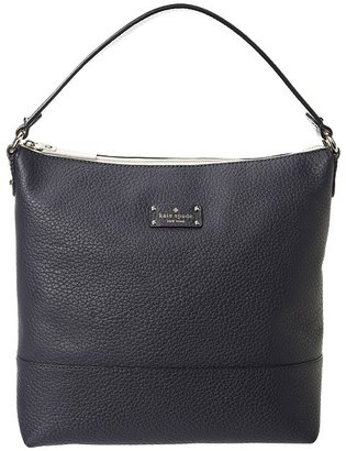 Kate Spade Grove Court Grayson (Midnight/Cream) - Bags and Luggage