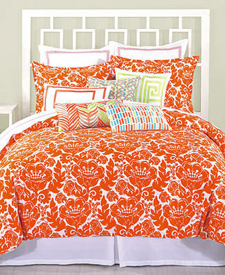 Trina Turk CLOSEOUT! Louis Nui Full/Queen Duvet Cover Set