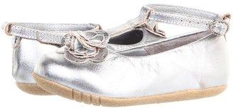 Pampili 248.015 (Infant) (Silver) - Footwear
