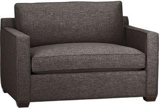 Crate & Barrel Davis Twin Sleeper Sofa