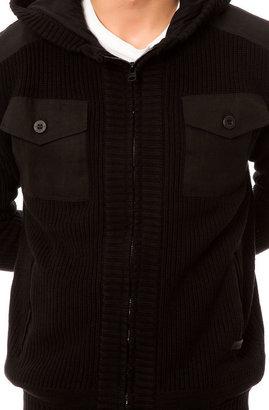Nixon The Captain Knit Jacket