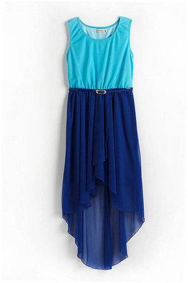 ROXETTE Tweens 7-16 Belted Colorblock Dress
