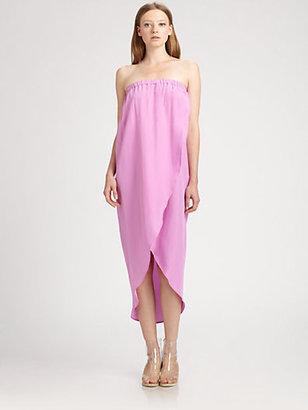 Maison Martin Margiela Convertible Silk Dress