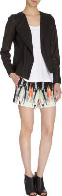 Twelfth St. By Cynthia Vincent by Cynthia Vincen Watercolor Ikat Shorts