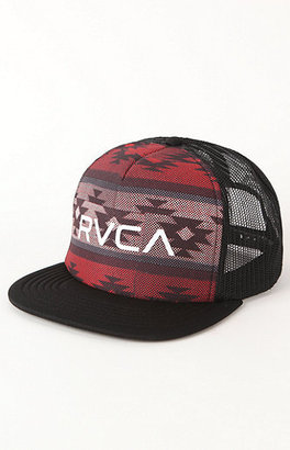 RVCA Tradition Snapback Hat