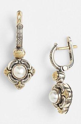 Women's Konstantino 'Hermione' Pearl Drop Earrings $530 thestylecure.com