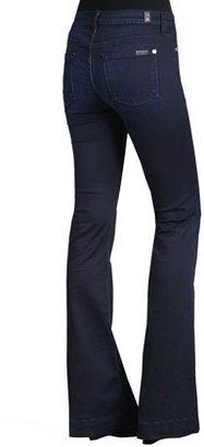 7 For All Mankind Slim Flared Trouser Jeans