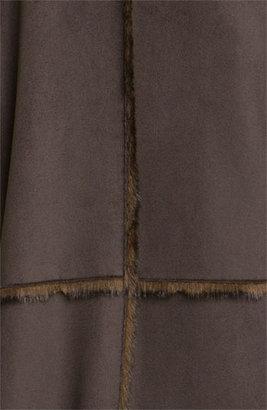 MICHAEL Michael Kors Faux Shearling Coat