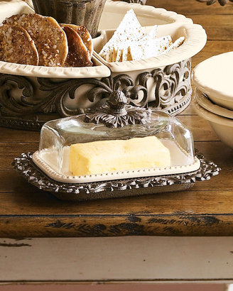 GG Collection Butter Dish