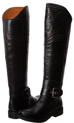 Nine West Tasman (Black Leather) - Footwear