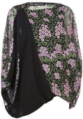 Comme des Garcons Junya Watanabe Embroidered blouse