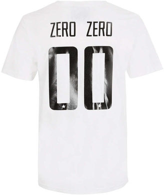 Topman Sons Of The Silent Age 'Zero Zero' T-shirt