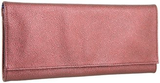 Juicy Couture Embossed Stingray Jade (Cabernet) - Bags and Luggage