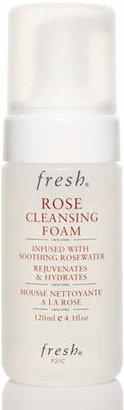 Fresh ROSE CLEANSING FOAM