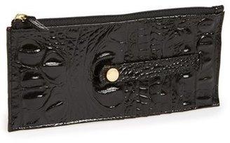 Women's Brahmin 'Melbourne' Credit Card Wallet - Black $48 thestylecure.com