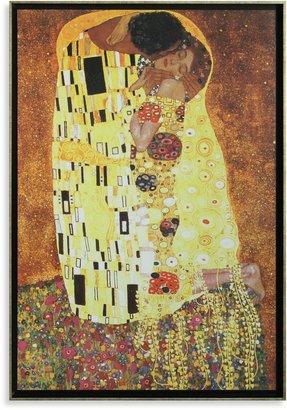 Gustav The Kiss by Klimt Wall Art