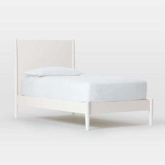 west elm Mid-Century Bed Set -White