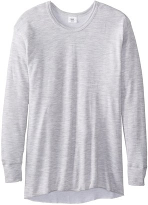 Rock Face Men's Big-Tall Mid-Weight Crew Thermal Shirt