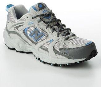 New Balance 474 trail running shoes - women
