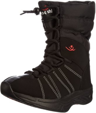 Chung Shi Women's Eskimo Comfort Step Black Mid Calf Boot 9101 045 4.5 UK