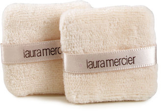 Laura Mercier Velour Puffs, Set of Two