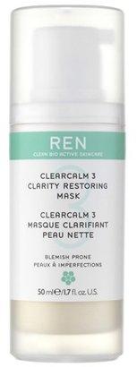 REN 'Clearcalm3' Acne Treatment Mask