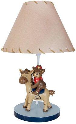 Lambs & Ivy giddy up lamp