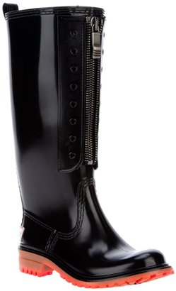 DSquared Dsquared2 Front zip boot