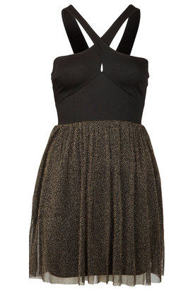 Topshop **Crossover Dress by Oh My Love