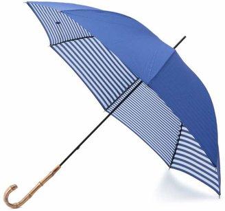 Mackintosh Philosophy (マッキントッシュ フィロソフィー) - マッキントッシュ フィロソフィー ウィメン 【晴雨兼用】裏ボーダーMP長傘