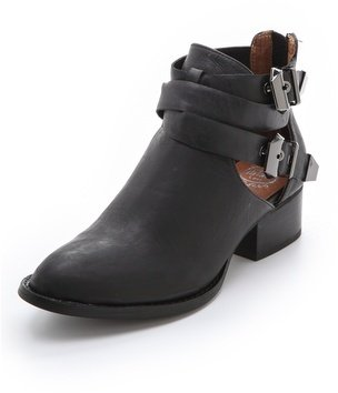 Jeffrey Campbell Everly Cutout Booties