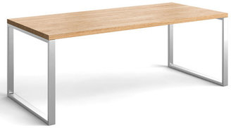 Fab 12 Dining Table Oak