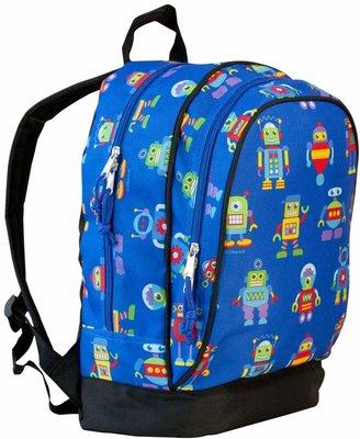 Olive Kids Wildkin Robots Sidekick Backpack - Kids
