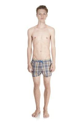 Marc by Marc Jacobs Aaron Plaid Swim Short
