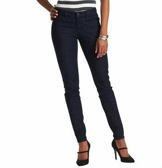 LOFT Tall Curvy Super Skinny Jeans in Dark Rinse Wash