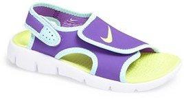 Nike 'Sunray Adjust 4' Sandal (Toddler, Little Kid & Big Kid)