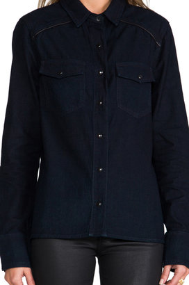 Rag and Bone The Western Shirt