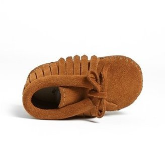 Minnetonka Infant Fringe Bootie