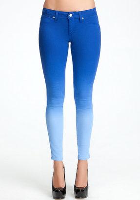 Bebe Ombre Spray Icon Skinny Jeans