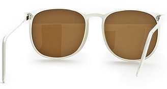 American Apparel Vintage Ioc Yellow Cloud Sunglasses