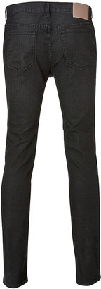 Marc by Marc Jacobs Cotton Shadow Jeans in Dark Grey