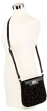 Lulu by Guinness® Panda-Print Mini Crossbody Bag