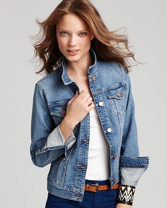 J Brand Jacket - Slim Fitted Denim Jacket