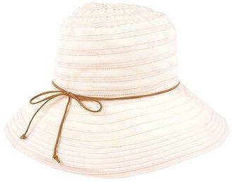 San Diego Hat Company Suede Tie Hat