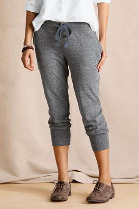 Lands' End Canvas Women's Terry Lounge Pants