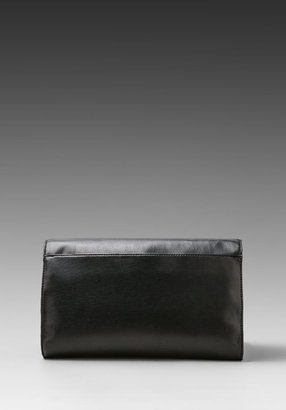 Halston Executive Shoulder Bag