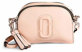 Marc Jacobs Leather Shutter Crossbody Bag