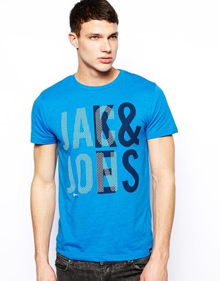 Jack and Jones T-Shirt With Print
