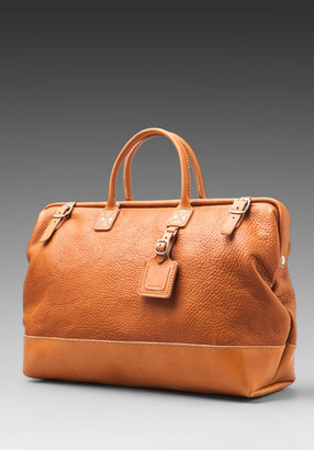 "Billykirk Leather 20"" Carryall"
